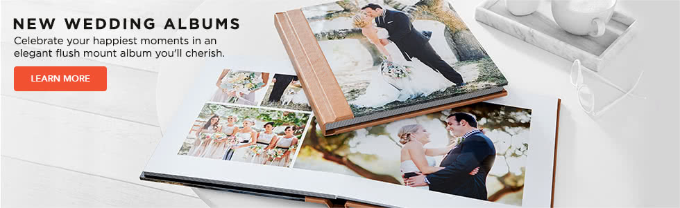 where can i find photo albums