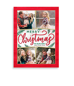 Greeting cards custom greeting cards shutterfly christmas cards m4hsunfo
