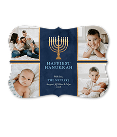 Greeting cards custom greeting cards shutterfly hanukkah cards m4hsunfo