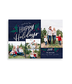 Greeting cards custom greeting cards shutterfly holiday greetings m4hsunfo