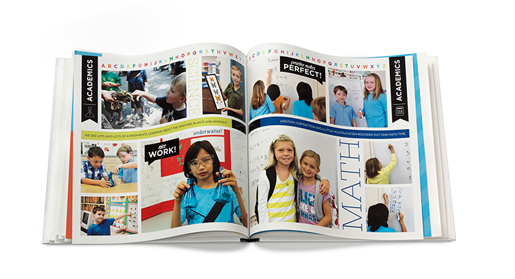 Give teachers the best book on their reading list, a personalized photo book from Shutterfly with pictures from the class.