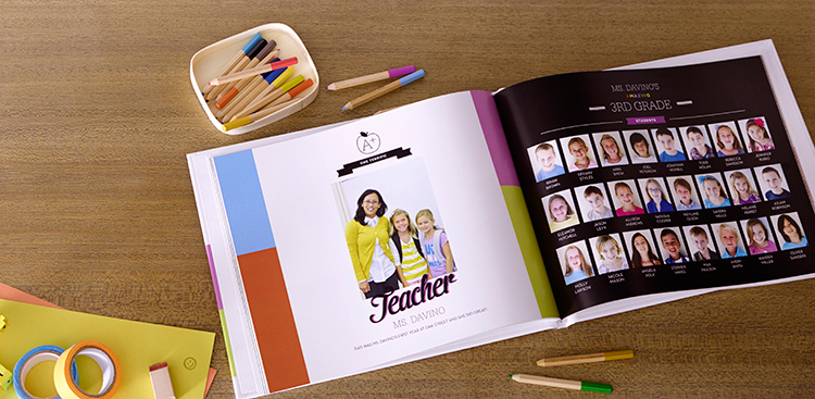 Make it a schoolyear to remember with Shutterfly Yearbooks. Easy. Fast. Affordable. Starting from $8 plus free shipping