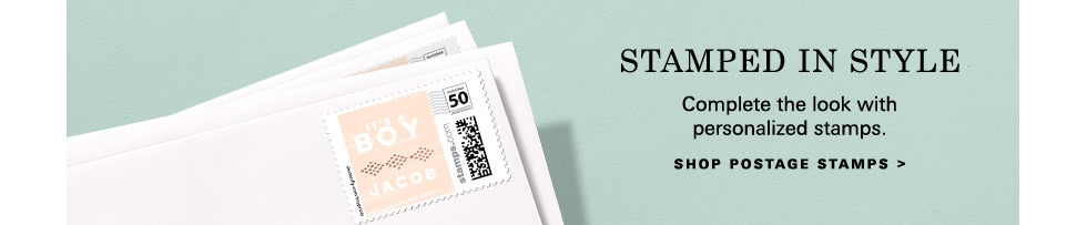 Shop postage stamps
