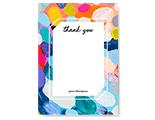 Unique invitations announcements stylish custom cards stationery artist collection colourmoves