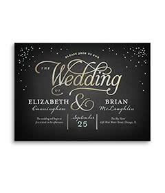 Wedding Invitation Packages.Classic Wedding Invitations