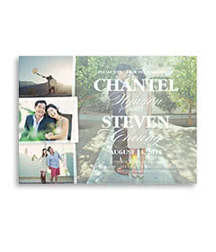 photo wedding invitations - Shutterfly Wedding Invitations