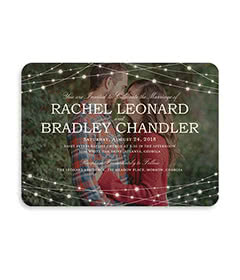 rustic wedding invitations - Shutterfly Wedding Invitations
