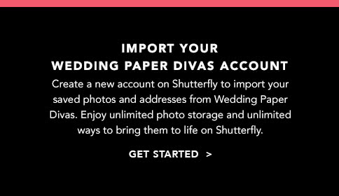 Wedding Paper Divas Collection Shutterfly