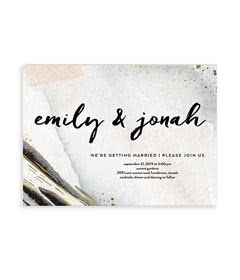 Wedding paper divas collection shutterfly artistic wedding invitations junglespirit Gallery