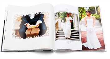 Shutterfly Wedding Album Examples