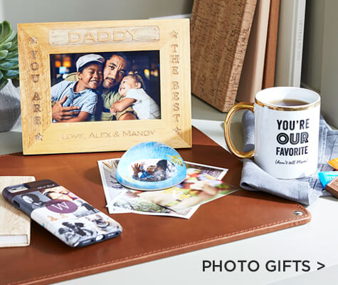 Photo Gifts >