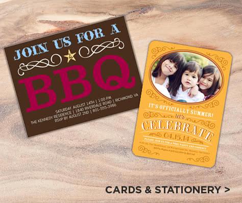 Cards & Stationery >