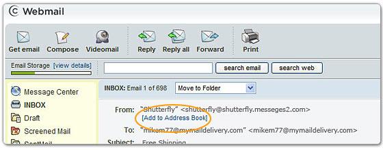 Shutterfly | Shutterfly Email