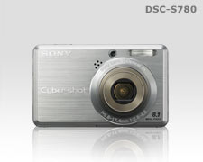 Cyber-shot Camera DSC-S780