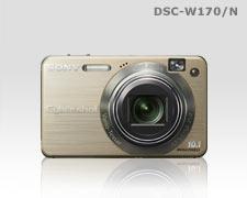 Cyber-shot Camera DSC-W170/N