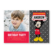 birthday announcement cards