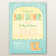 Party invitations party invites custom party invitations baby shower invitations stopboris Gallery
