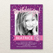 5x7 Baby's First Birthday Invitations & Party Invites | Shutterfly