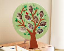 3D Family Tree