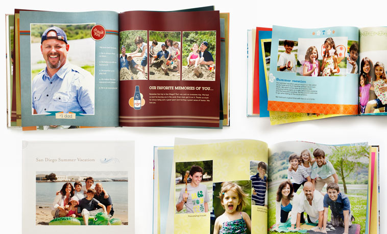 Book Cover Photography Example ~ Father s day photo books make a fathers book online