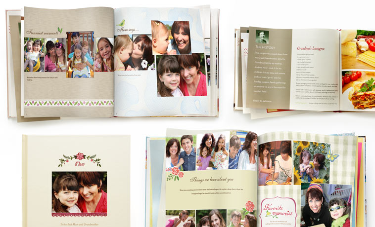 mothers day gift picture book