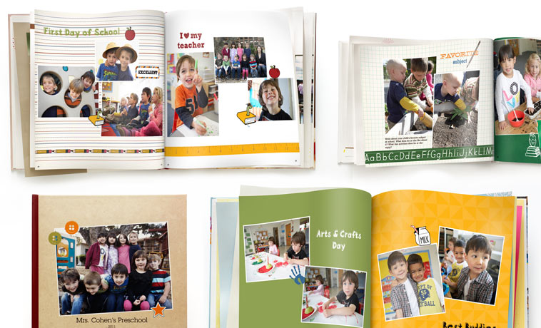 my publisher photo book ideas - Yearbooks School Memories Books